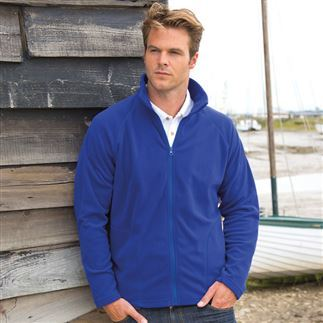 Core microfleece jacket